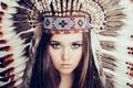 Picture Indian, Model, Lea Carina