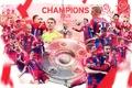 Picture football, champions, soccer, bundesliga, bayern munchen, robben, Lewandowski, 2015, new, ribery, guardiola