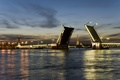 Picture bridges, bridge, Yandex Disk, Saint Petersburg, peterburg, Russia, Yandex, the city, Peter, Russia, night, lantern