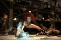 Picture girl, magic, elf, battle, MAG, tavern, arne, 3D art