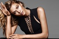 Picture look, girl, background, model, makeup, dress, hairstyle, photographer, journal, photoshoot, Glamour, Karlie Kloss, Karlie Kloss, ...