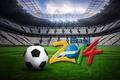 Picture World Cup, football, 2014, flag, Brasil, FIFA, stadium