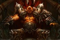 Picture Heroes of Warcraft, the game, Hearthstone, art