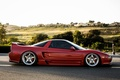 Picture wallpapers, red, tuning, red, car, nsx, acura, desktop, car, machine, tuning, automobiles, Acura, jdm