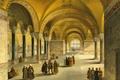 Picture Hagia Sophia, interior, Istanbul, Turkey, mosque, , While Agia Sophia, Museum