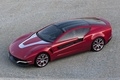 Picture view, red, Giugiaro Brivido, ItalDesign, machine