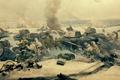 "Picture ""Battle of Stalingrad"", the hero-city of Volgograd, Panorama, Museum, fragment"