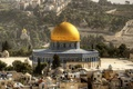 Picture the city, dome, Jerusalem, Israel, The Dome Of The Rock, The temple mount