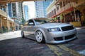 Picture audi, quattro, tuning, germany, low, stance
