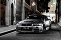 Picture Night, Street, Grey, Nissan, Desktop, Japan, Nissan, Car, Car, Beautiful, Night, Street, Skyline, Grey, Wallpapers, ...