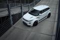 Picture Evoque, range Rover, Land Rover, Range Rover, PD650, white, Prior-Design, machine