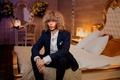 Picture portrait, Sergey Zverev, hairstyle