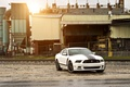 Picture muscle car, racing stripes, Boss 302, white, Blik, Mustang, white, Ford, muscle car, Mustang, Ford