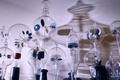 Picture the bulb, London, England, device, The Royal Society, radiometers, glass
