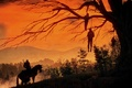 Picture tree, The Witcher 3:Wild Hunt, The Witcher, gallows