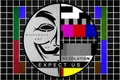 Picture Art, Anonymous, Revolution, Test pattern, Expect us, Anonymous art