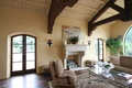 Picture design, style, interior, fireplace, living room, living room, westminster