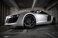 Picture Audi R8, sports, silver