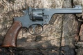 Picture weapons, 1938, Royal Air Force, revolver, Marked, No2 Mk1, Enfield