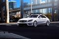 Picture CLS63, Mercedes-Benz, tuning, white, AMG, white, Mercedes, vossen wheels