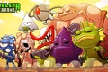 Picture Nuclear throne, Two-dimensional, Game