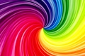Picture wave, colorful, Bright