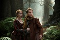 Picture The farther into the forest, the musical, Into the Woods, James Corden, Emily Blunt