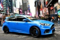 Picture new, Ford Focus, people, tuning, the city