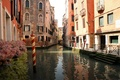 Picture summer, water, freshness, heat, Windows, spring, day, Italy, Venice, channel, Google, bridges, tourism