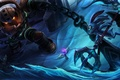 Picture the game, Nautilus, League Of Legends, art