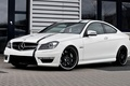 Picture Mercedes-Benz, Coupe, Wheelsandmore, C63, Edition, AMG