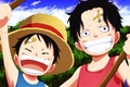 Picture game, One Piece, pirate, hat, anime, boy, captain, warrior, manga, japanese, Portgas D. Ace, oriental, ...