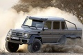 Picture sand, Mercedes-Benz, dust, Mercedes, jeep, SUV, AMG, G63, AMG, 6x6