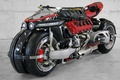 Picture Background, Lazareth-LM-847, motorcycle, beast., grey