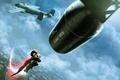Picture Aircraft, Cloak, Girls, Soviet-Superwoman, Fiction