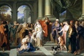 Picture genre, picture, mythology, history, Susanna Accused of Adultery, Antoine Coypel