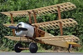 Picture The first world war, RAF, fighter-Triplane, 140 Sopwith Triplane, times