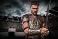 Picture warrior, Gladiator, Spartacus, spartacus, sand and blood, SWORD