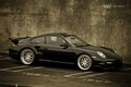 Picture black and white, 360 forged, porsche 997 tt
