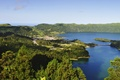 Picture forest, landscape, nature, lake, photo, Portugal, Azores
