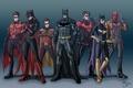 Picture Batman, comics, reboot