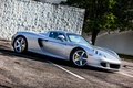 Picture silver, wall, Porsche, wall, Porsche, carrera