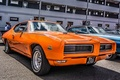 Picture Pontiac, 1968, muscle car, GTO