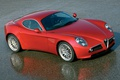 Picture coupe, alfa romeo, 8c