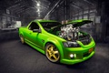 Picture motor, salad, factory, Goldsmith's, Dustin, VE Commodore
