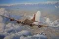 Picture Steve Heyen, Aviation, B-17