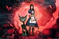 Picture alice madness returns, Cheshire Cat, Alice