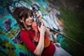 Picture beauty, Lindsey Stirling, violin, Lindsey Stirling, violinist