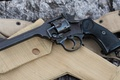 Picture weapons, Mark IV, Webley, 1944, revolver