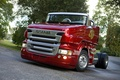 Picture tuning, tuning, truck, cabrio, Scania, T580